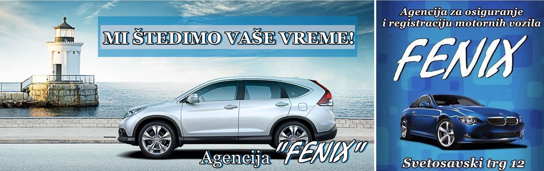 Agencija Fenix Vršac cover