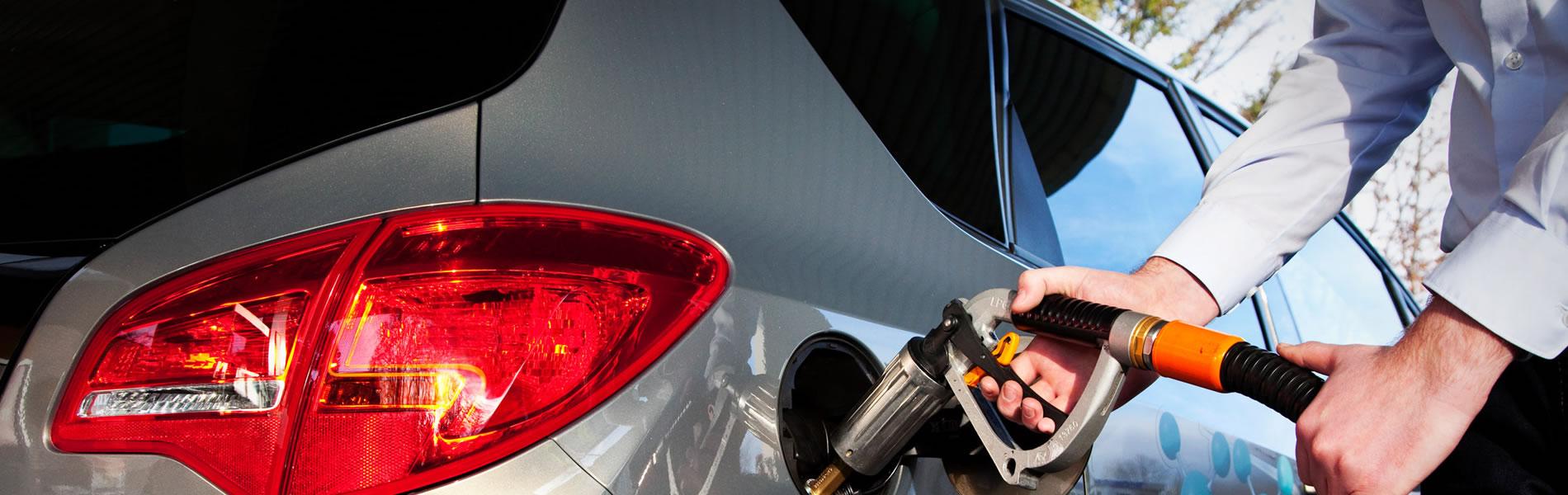 Lucar auto gas cover