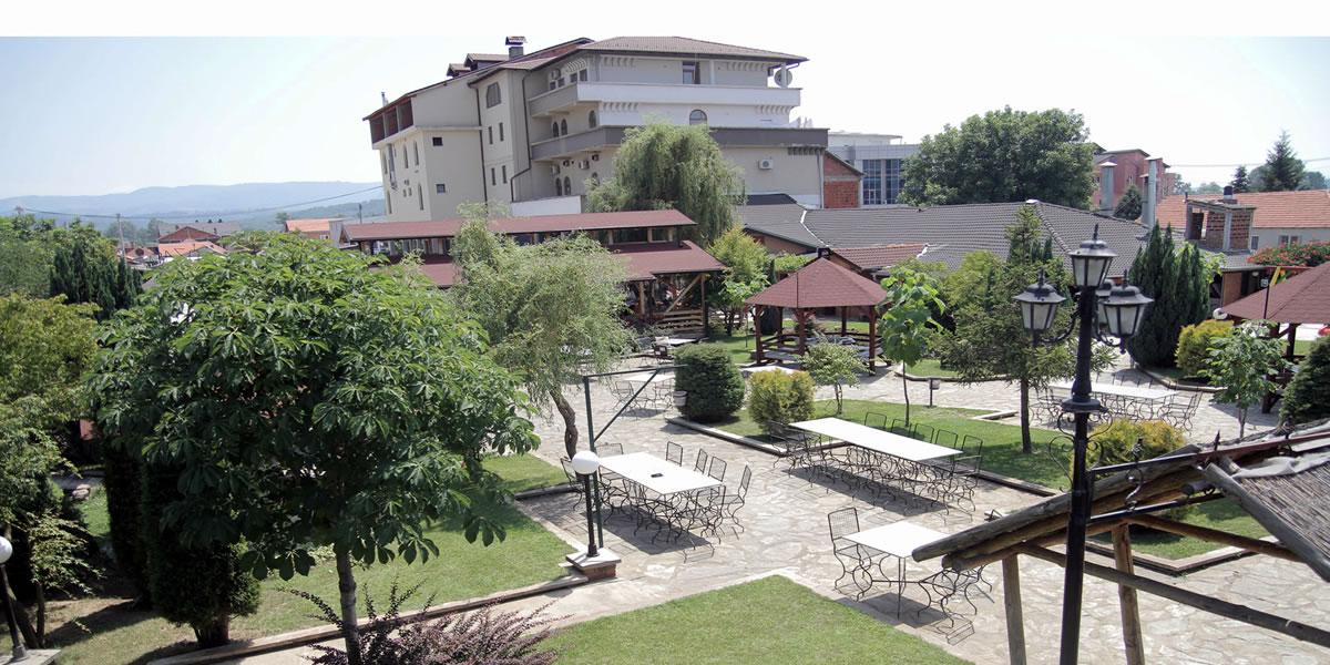 Hotel Rozafa Bujanovac cover
