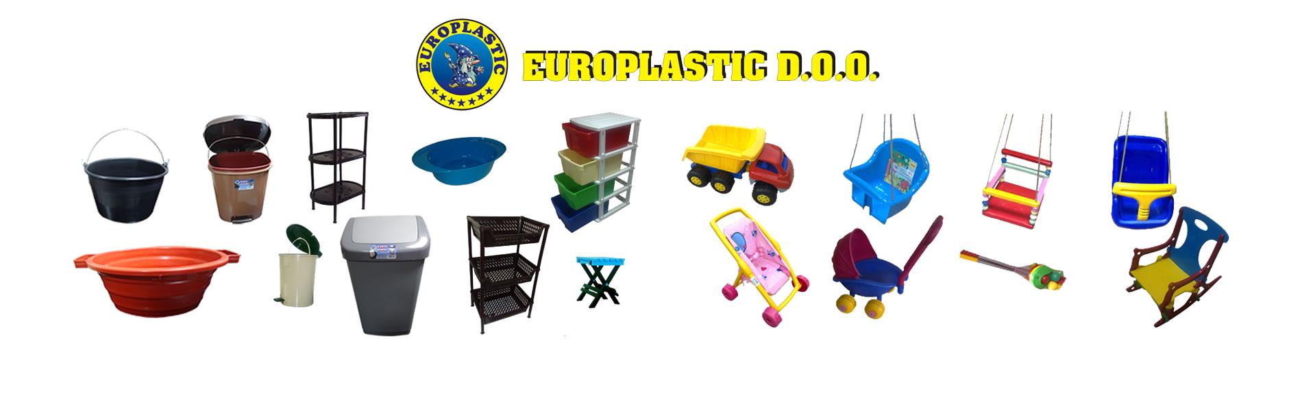 Europlastic proizvodi od plastike