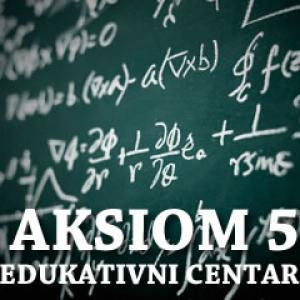 Edukativni centar Aksiom 5