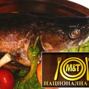 Restoran Nacionalna kuća M&T Morović logo