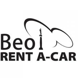 Beo rent a car logo