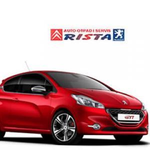Auto otpad Rista logo