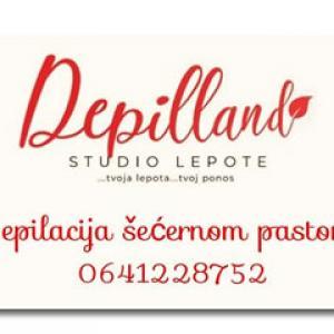 Studio lepote Depilland