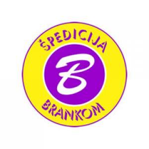 Brankom špedicija doo logo