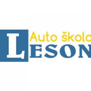 Auto škola Leson Plus doo logo