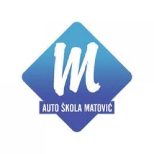 Auto škola Milan Matović logo