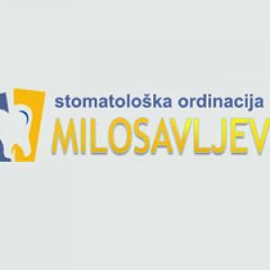 Stomatološka ordinacija Milosavljević logo