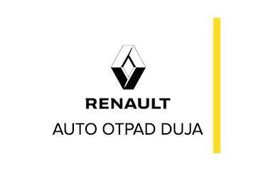 Renault Auto otpad Duja