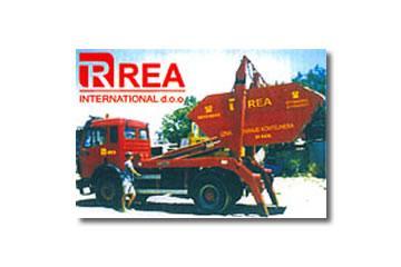 Odvoz šuta Rea International