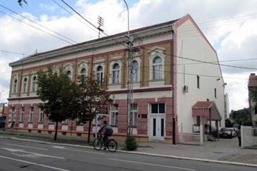 Dom učenika srednjih škola Angelina Kojić Gina
