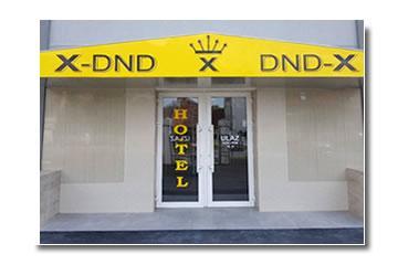 Smeštaj DND-X Pančevo