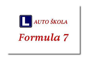 Auto škola Formula 7 Beograd
