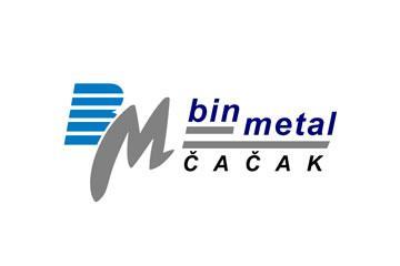 Bin Metal doo Čačak logo