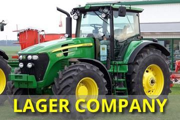 Lager Company logo