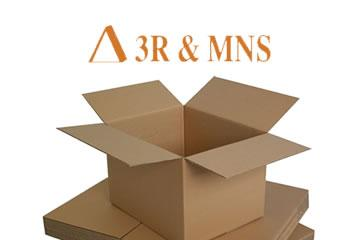 3R&MNS Kartonske kutije logo