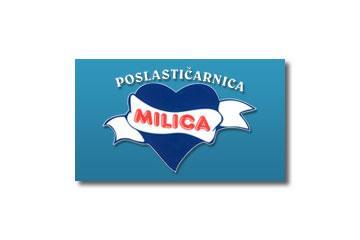 Poslastičarnica Milica logo