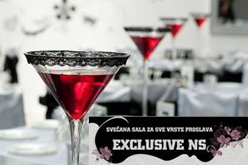 Svečana sala Exclusive NS logo