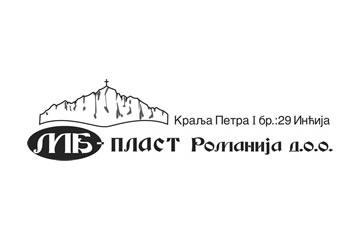 MB Plast Romanija logo