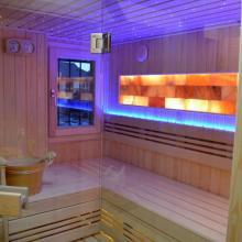 Enterijer Balaž Saune i parna kupatila