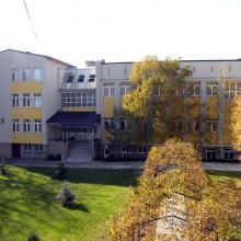 Biskupijska klasična gimnazija Paulinum - zgrada
