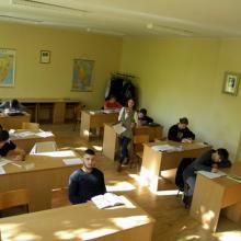 Biskupijska klasična gimnazija Paulinum - razred