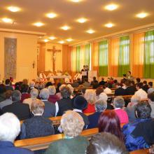 Biskupijska klasična gimnazija Paulinum - kapela