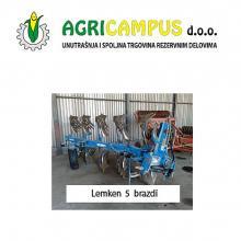 Agricampus doo Rezervni delovi za poljoprivredne mašine