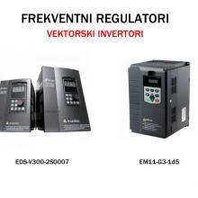 SAH Electronics - Frekventni regulatori