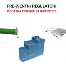 SAH Electronics - Frekventni regulatori - Dodatna oprema