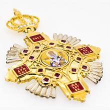 Zlatara Golden Safir Ordenje i odlikovanja