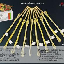 Krušik HK ad - Električni detonatori