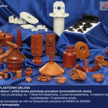 Krušik HK ad - Obrada plastičnih delova