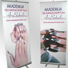 Roll-up baneri - Rival Copy Batajnica