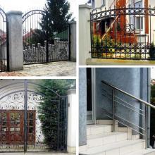 Pionir Komerc Valjevo - Kapije i ograde