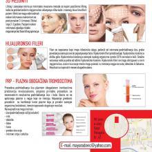 Podmlađivanje - lifting i zatezanje kože