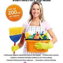 Andjela Com Čišćenje stanova i kancelarija
