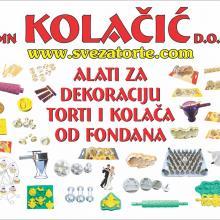 MMN Kolačić doo Sve za torte